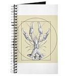 Vetruvian Crawfish1 Journal
