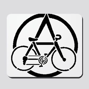 ANARCO-CYCLIST Mousepad