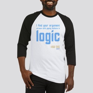 Spock Quote Baseball Jersey
