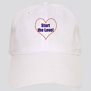 Start the Love Heart Cap