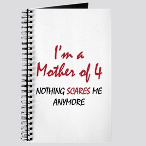 Nothing Scares Mom 4 Journal