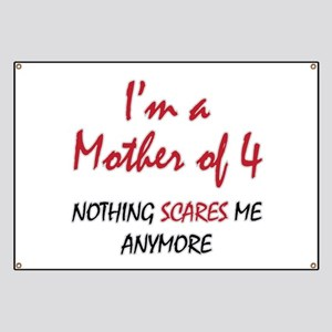 Nothing Scares Mom 4 Banner