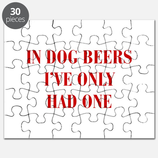 IN-DOG-BEERS-BOD-RED Puzzle