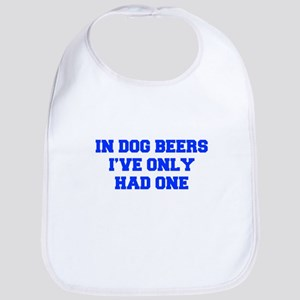 IN-DOG-BEERS-FRESH-BLUE Bib