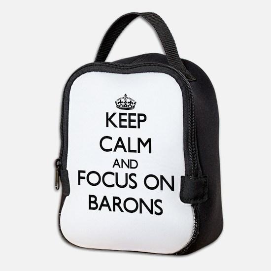 Funny Aristocrats Neoprene Lunch Bag
