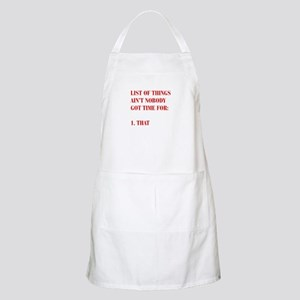 LIST-OF-THINGS-BOD-RED Apron