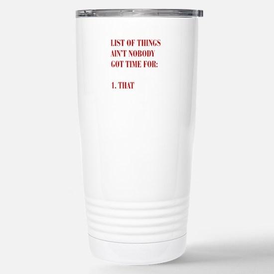 LIST-OF-THINGS-BOD-RED Travel Mug