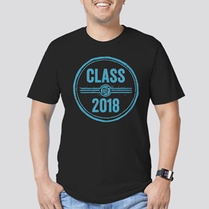 Stamp Class of 2018 Blue T-Shirt