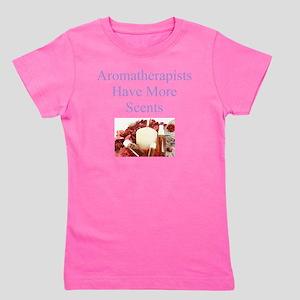 Aromatherapists Girl's Tee