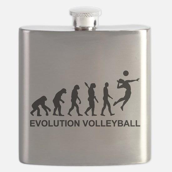 Evolution Volleyball Flask