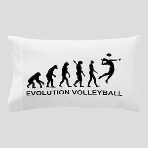 Evolution Volleyball Pillow Case