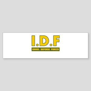 IDF Israel Defense Forces3 colorize - Big Bumper S