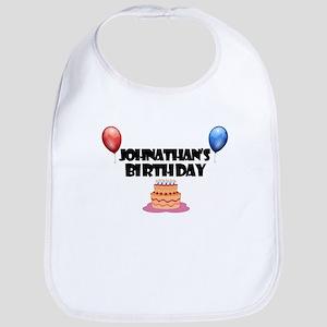 Johnathan's Birthday Bib