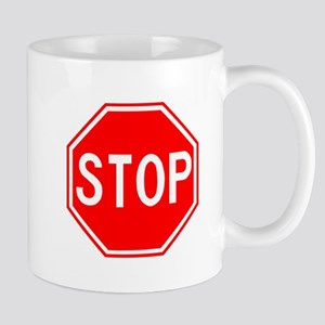 Stop Sign Mugs