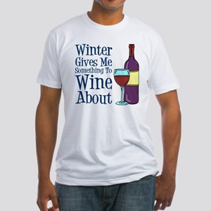 Winter Wine About T-Shirt