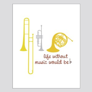 Life Without Music PGbn01117b Posters