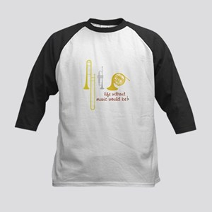 Life Without Music PGbn01117b Baseball Jersey