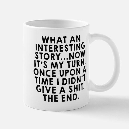 What an interesting story Mugs