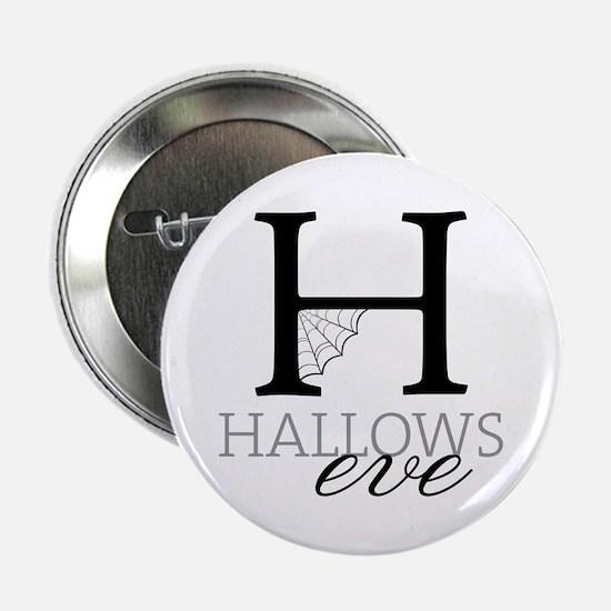 "Hallows Eve 2.25"" Button"