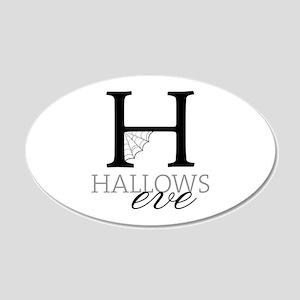 Hallows Eve Wall Decal