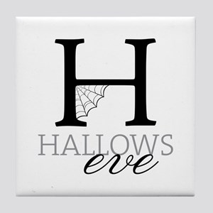 Hallows Eve Tile Coaster
