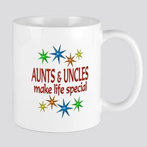 Special Aunt Uncle Mug