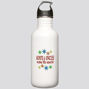 Special Aunt Uncle Stainless Water Bottle 1.0L