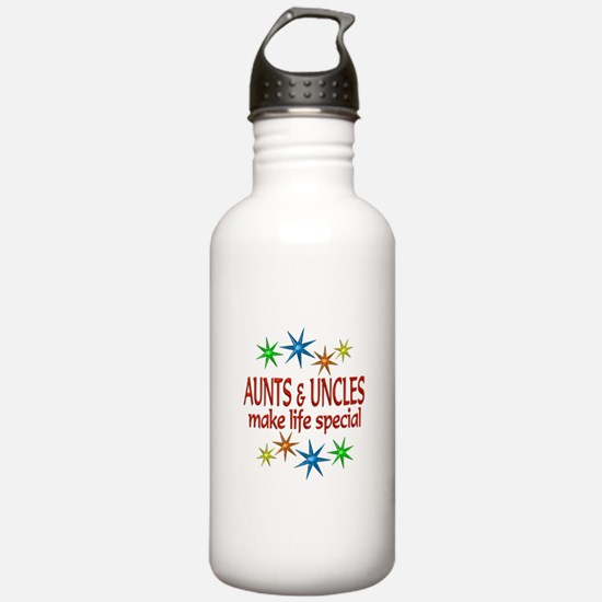 Special Aunt Uncle Sports Water Bottle