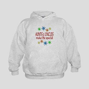 Special Aunt Uncle Kids Hoodie