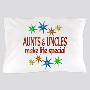 Special Aunt Uncle Pillow Case