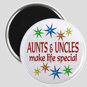 Special Aunt Uncle Magnet
