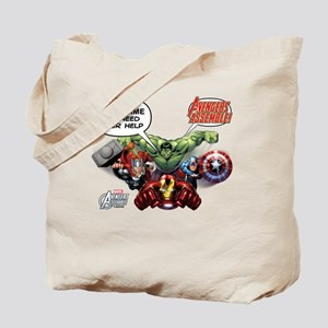 Avengers Assemble Personalized Design 1 Tote Bag
