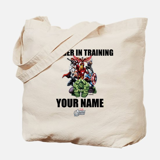 Avengers Assemble Personalized Design 2 Tote Bag