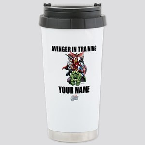 Avengers Assemble Perso Stainless Steel Travel Mug