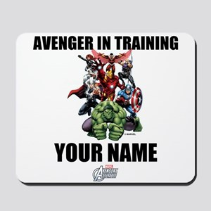 Avengers Assemble Personalized Design 2 Mousepad