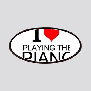 I Love Playing The Piano Patches