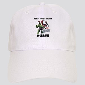 Avengers Assemble Personalized Design 3 Cap