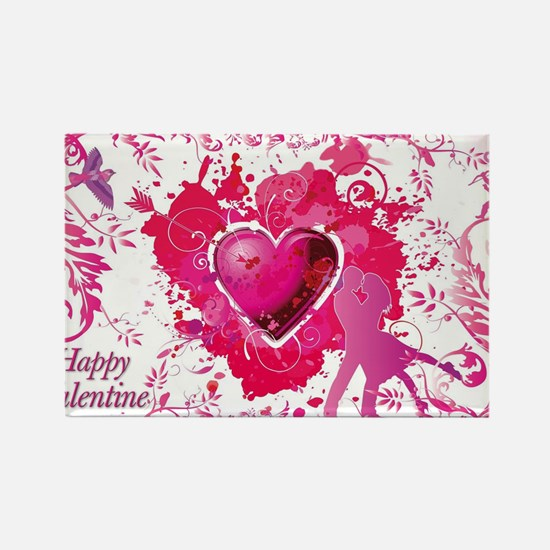 Love and Valentine Day Magnets