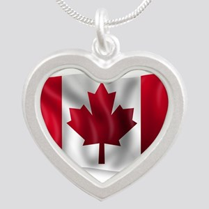 Canada Flag Necklaces