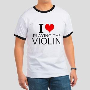 I Love Playing The Violin T-Shirt