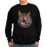 USS LAKE CHAMPLAIN Sweatshirt (dark)