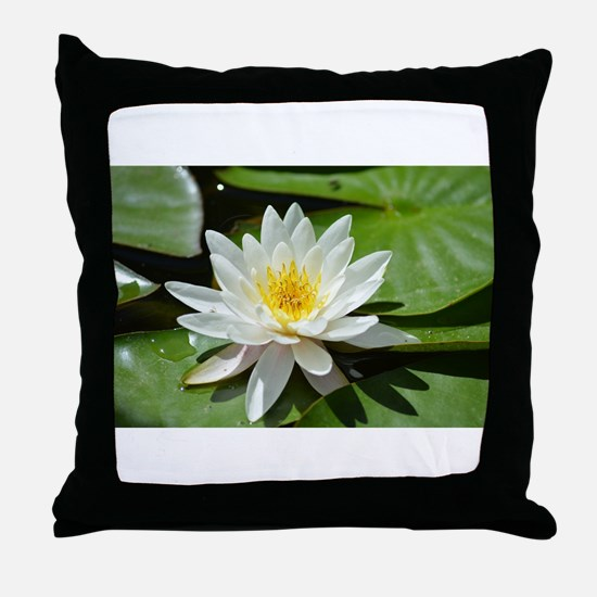 Cute Immortality Throw Pillow