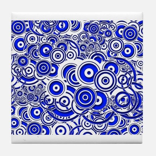 Cute Color image Tile Coaster