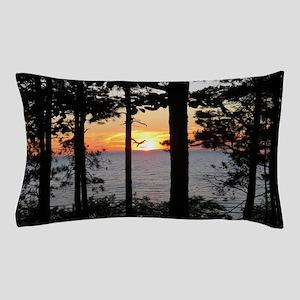 Lake Superior Sunset Pillow Case