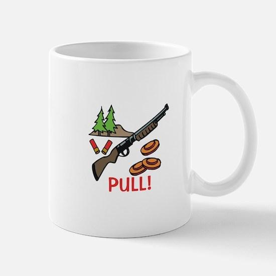 Skeet Pull Mugs