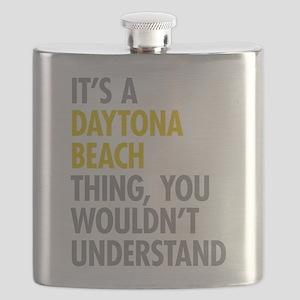 Its A Daytona Beach Thing Flask
