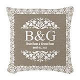 Wedding Woven Pillows