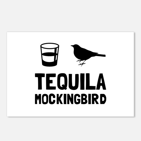 Tequila Mockingbird Postcards (Package of 8)