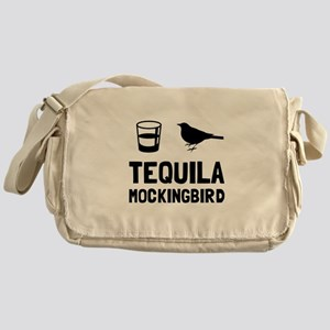 Tequila Mockingbird Messenger Bag
