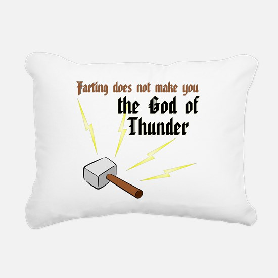 Cute Thor Rectangular Canvas Pillow